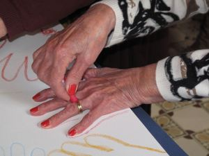 mama's handen