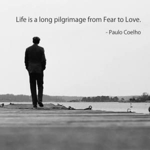 pelgrimstocht - Coelho
