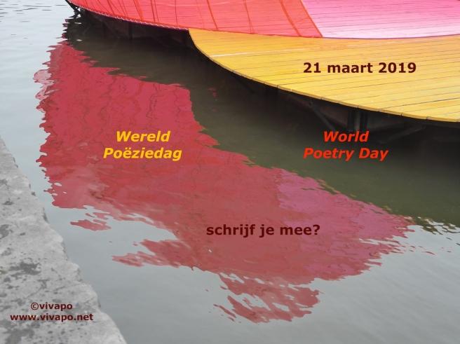 Schrijf je mee Wereld Poezieag